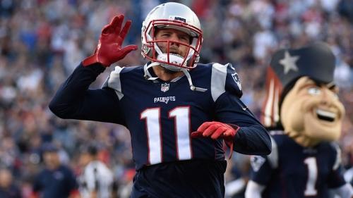 Patriots' Julian Edelman Reveals Biggest Hit He's Taken In NFL Career