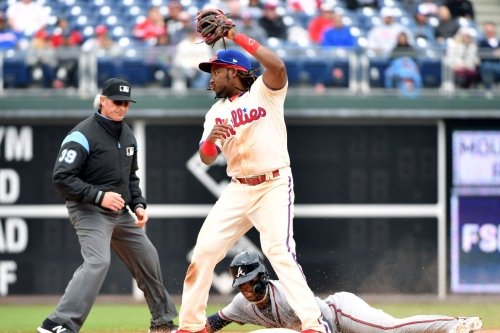 Game Thread 5/21: Braves at Phillies