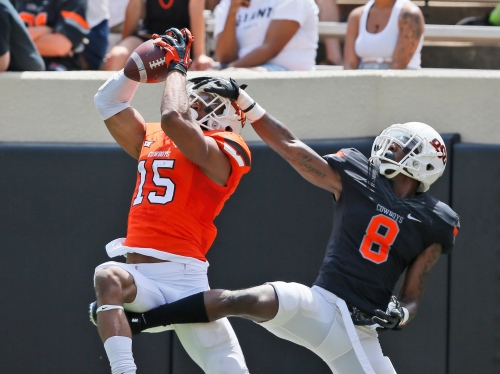 Detroit Lions awarded ex-Oklahoma State WR Chris Lacy on waivers