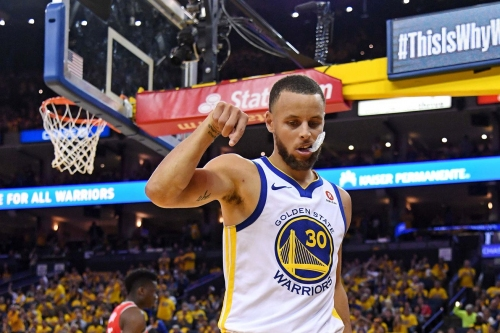 Sonya Curry tells Steph Curry to wash his mouth with soap after Game 3 profanities