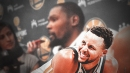 Kevin Durant loves Stephen Curry dropping an f-bomb