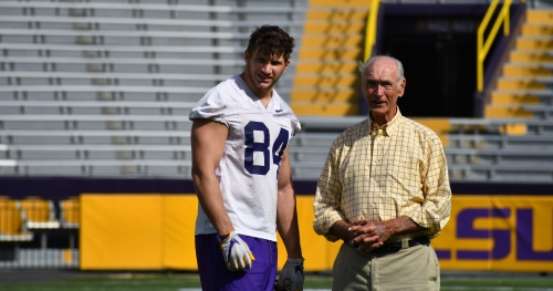 Billy Cannon's funeral to be held on LSU campus Wednesday