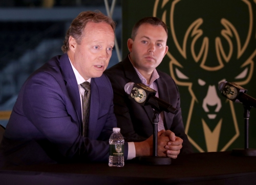 D'Amato: This Bud's for you, Milwaukee Bucks fans