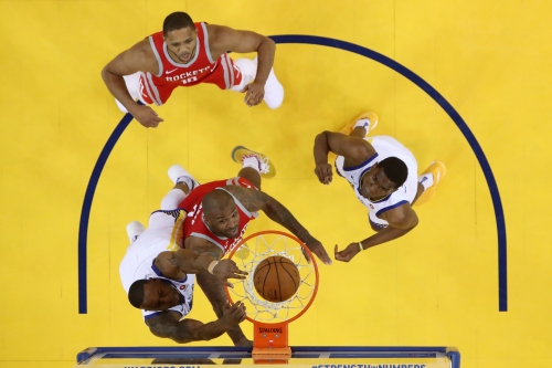 Houston Rockets-Golden State Warriors a roller-coaster of blowouts after 3 games