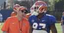 Report: Florida pitching proposal to SEC that could help WR Van Jefferson's eligibility case