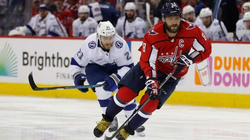 Stanley Cup Playoffs Live Tracker: Lightning vs. Capitals