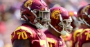 Chuma Edoga among the Pac-12's best offensive tackles