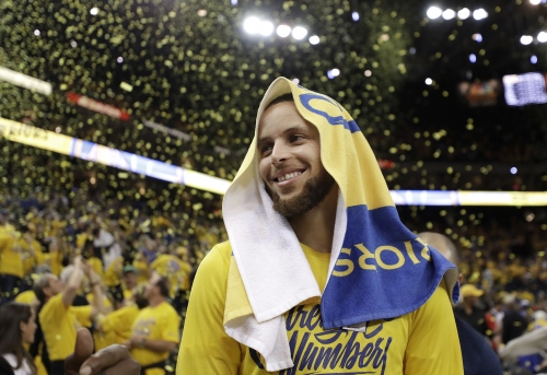 Only Steph Curry can make the Golden State Warriors the most dangerous version of themselves