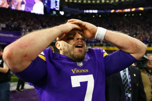 Case Keenum makes the NFL Top 100 at #51