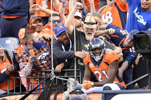 Aqib Talib voted No. 53 among NFL's top 100 list for 2017