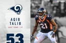 Talib #53 on NFL's Top 100