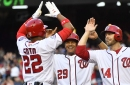 Nationals 10-2 over Padres: Juan Soto homers in 2nd MLB AB...