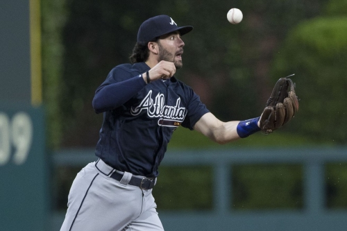 Braves lose 3-0, NL East lead down to ½ game