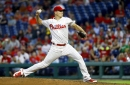 Pivetta pitches Phillies to 3-0 win over Braves