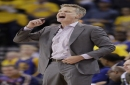 Kerr honored for excellence on court, cooperation with media