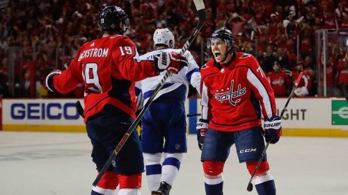 Capitals hold off Lightning to force Game 7 in Eastern Conference Final