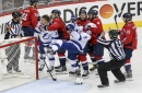 Lightning-Capitals: Washington forces Game 7 with 3-0 victory