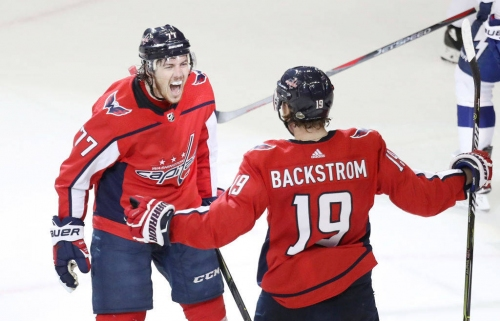 Capitals strike down Lightning to force Game 7