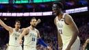 Joel Embiid Fires Twitter Shot At Celtics' Aron Baynes During Game 4
