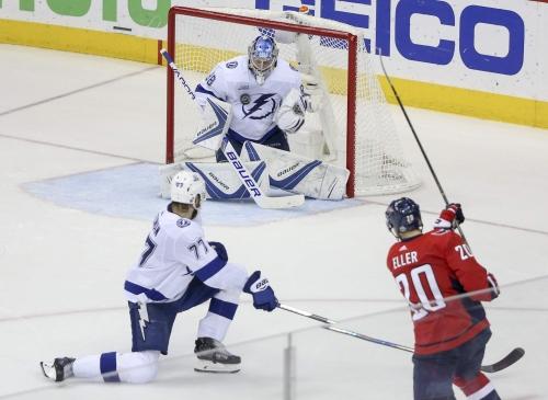 Lightning-Capitals: Tom Jones' takeaways from Washington's Game 6 win