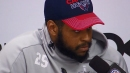 Smith-Pelly says Capitals rise to the challenge vs. Lightning