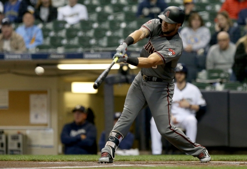 Diamondbacks' spiral continues in loss to Brewers