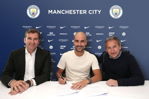 Man City fans given assurances over summer transfer window