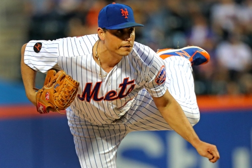 Jason Vargas gets his Mets redemption with stellar outing