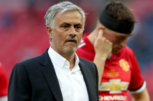 Manchester United squad left deflated by Jose Mourinho's speech after FA Cup final defeat to Chelsea