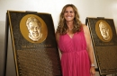 You won't believe Brandi Chastain's Hall of Fame plaque
