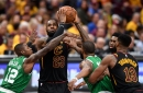LeBron James scores 44 as Cavs hold off feisty Celtics to even series 2-2