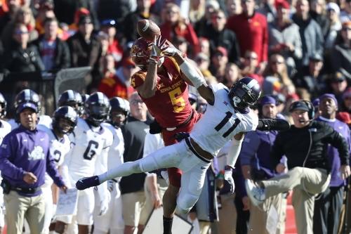 Washington Redskins UDFA profile - Ranthony Texada, CB, TCU