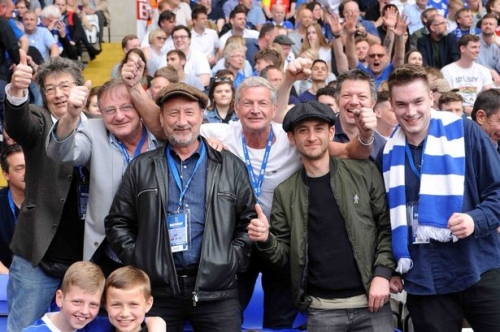 Peaky Blinders writer reveals the Birmingham City star he'd most like to cast