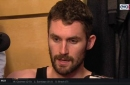Kevin Love: Celtics are a team you can never count out