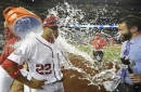 MLB roundup: Juan Soto, 19, hits 3-run HR in 1st start as Nats top Padres 10-2