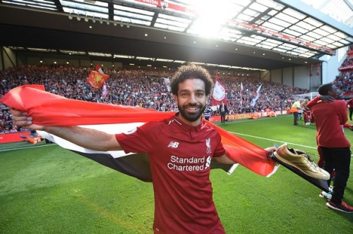 I wouldn't swap Liverpool FC star Mohamed Salah for Cristiano Ronaldo