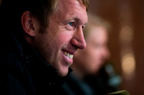 Graham Potter now clear bookies' favourite for Swansea City job after flurry of bets in last 24 hours