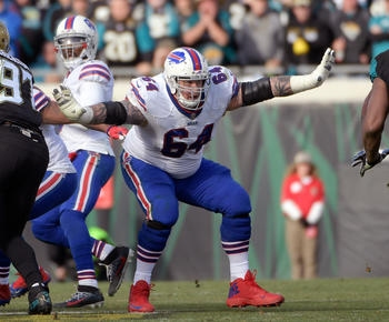 Richie Incognito becomes a free agent after being cut by Bills