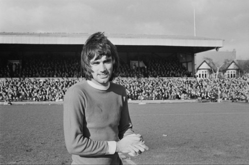 Manchester United great George Best was a member of the '27 club' in his own way