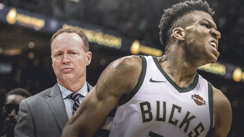 Mike Budenholzer calls Giannis Antetokounmpo a 'nightmare' to game plan against