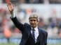 West Ham United boss Manuel Pellegrini looking to sign four or five new players