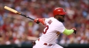 A day off pays dividends for Cardinals' Ozuna