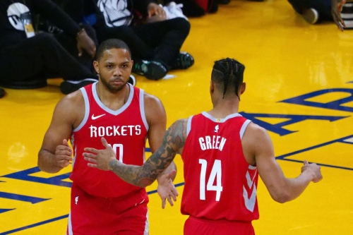 Mike D'Antoni and Houston are done with rotations