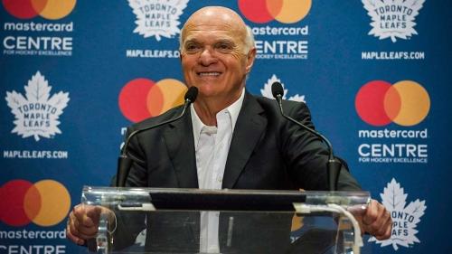 Islanders officially name Lamoriello president of hockey operations