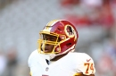 Redskins Roster Moves: Arie Kouandjio will go on IR, Isaiah Williams to rejoin team