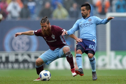 MLS Weekly Wrap-up: NYCFC sneaking up on Atlanta for first place