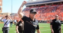 Mike Gundy ranked as one of the top coaches in college football