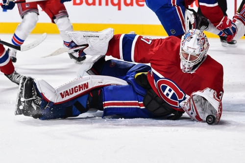 Montreal Canadiens Re-Sign Antti Niemi