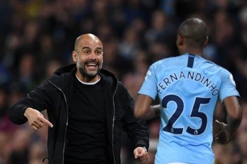 Could Man City Jorginho transfer lead to a new role for Fernandinho?