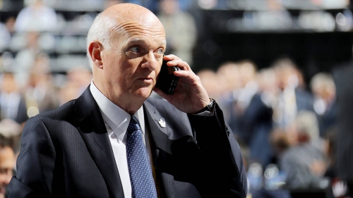 Lou Lamoriello hired by Islanders as president of hockey operations
